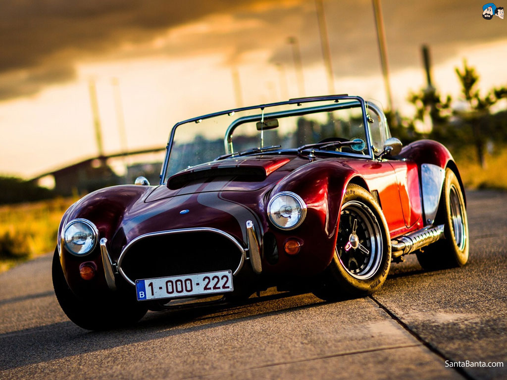 Classic Cars, Beauty and Muscle Wallpapers 352