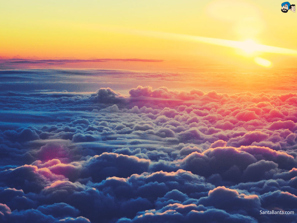 Above The Clouds Wallpaper 41