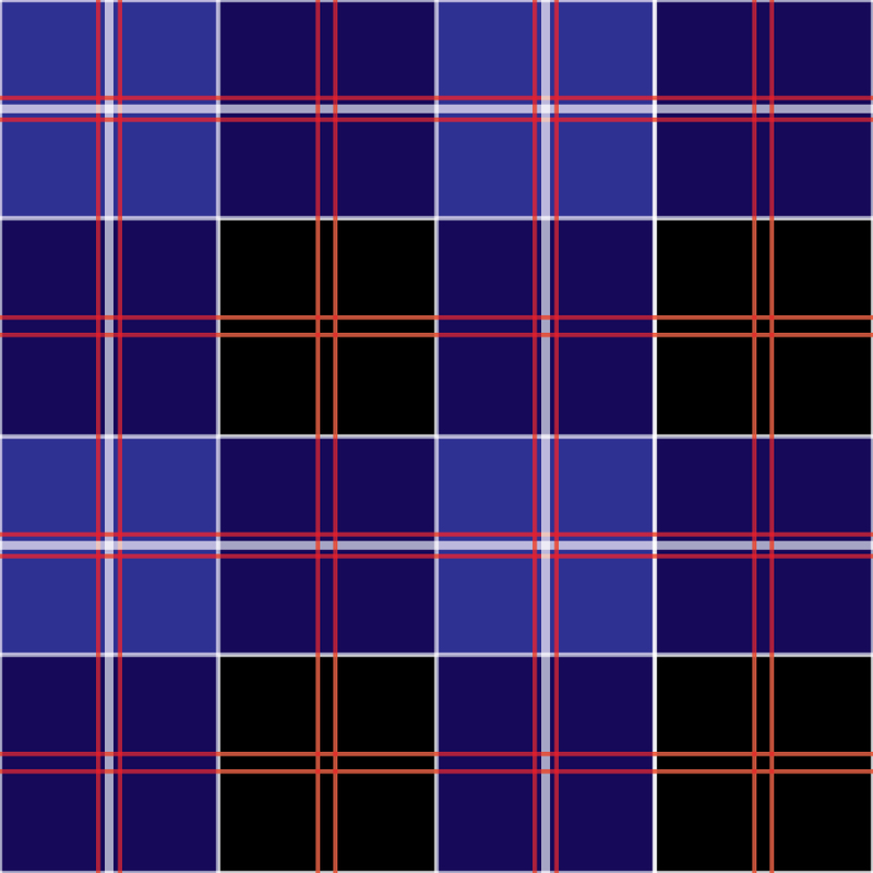 The Dunlop Tartan Wallpaper