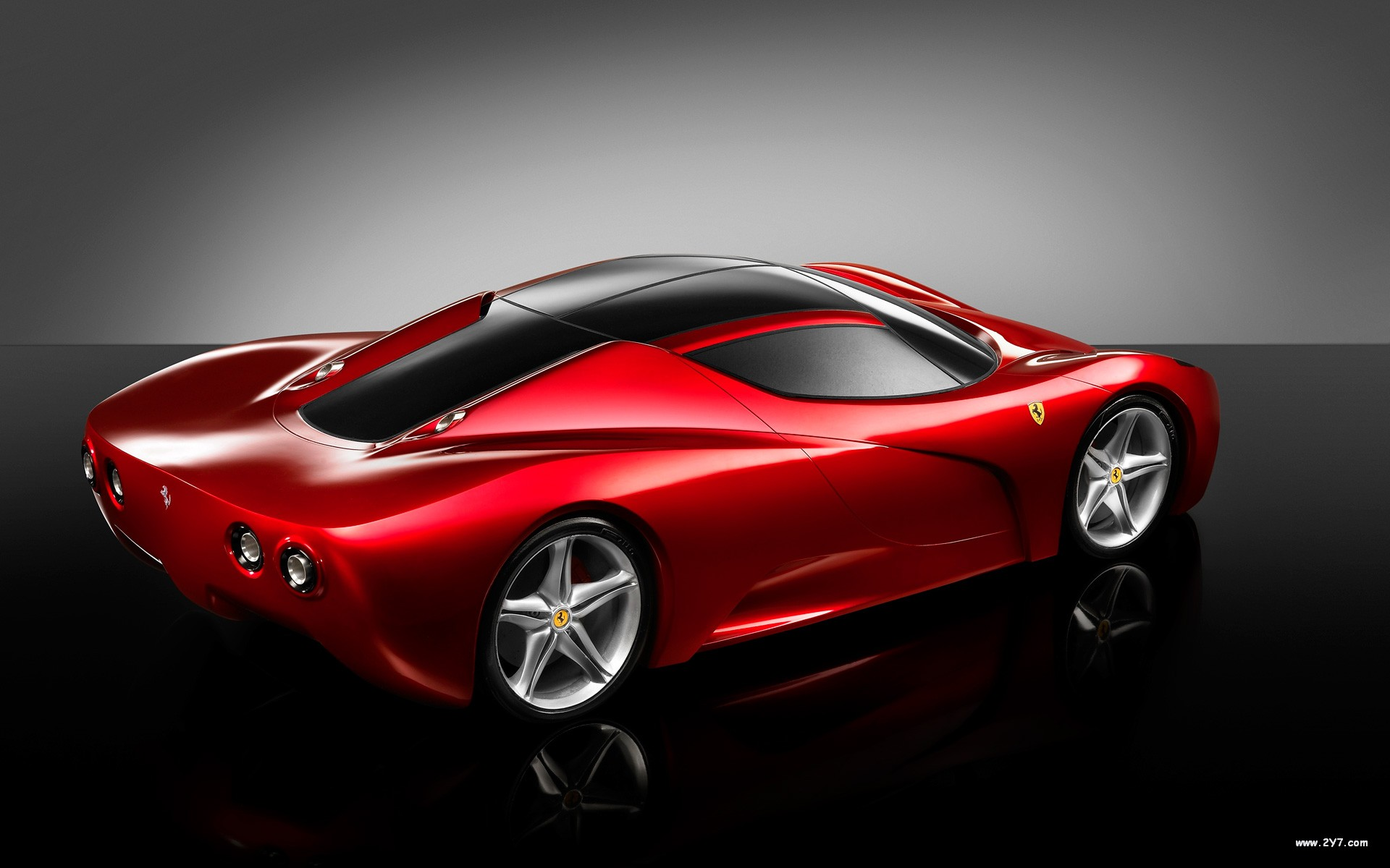 Ferrari Concept Car Wallpaper