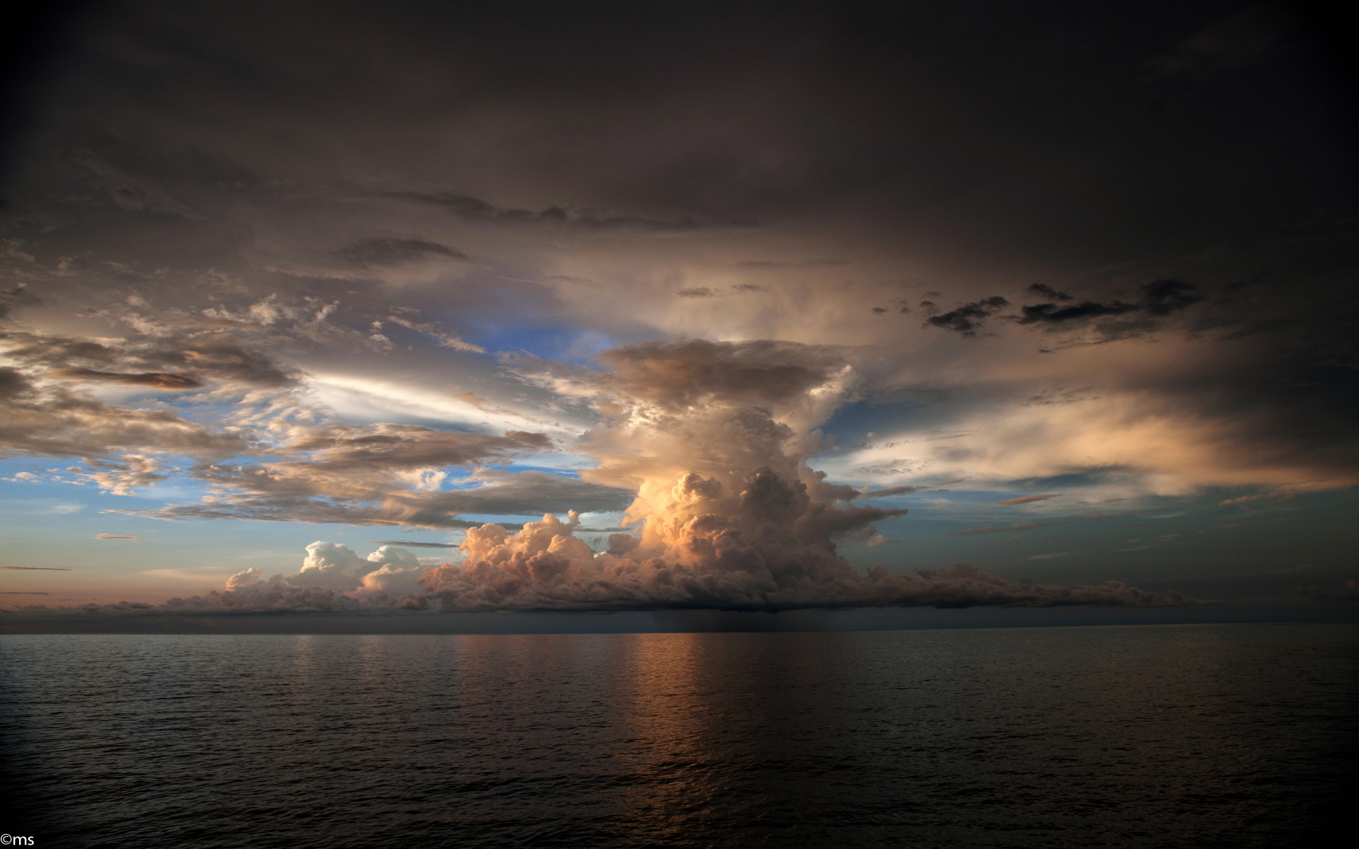 Storm Cloud 28 HD Wallpaper