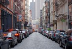 Street New York 345 Wallpaper