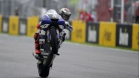 Jorge Lorenzo Wheelie Wallpaper