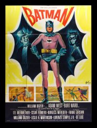 Early Batman Movie Poster Wallpaper